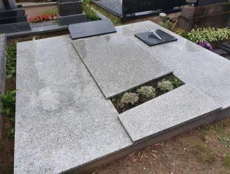 Kapas dengtas granito plokšte