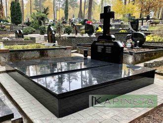 Juodas Gabro Diabaz granitas – neatsibostanti klasika